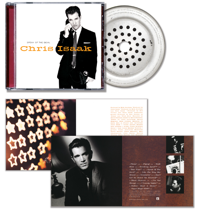 Chris Isaak Projects