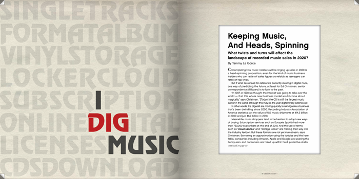 GRAMMY Digital Magazine