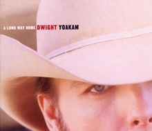 Dwight Yoakam CD Package